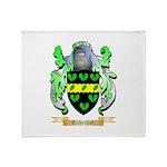 Eichenholz Throw Blanket