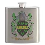 Eichenholz Flask