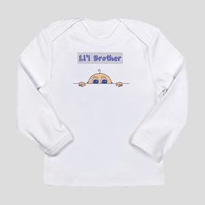 Lil Brother (Light Skin) Long Sleeve T-Shirt