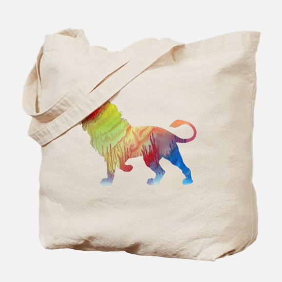 Cool Lion pictures Tote Bag
