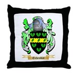 Eichenblat Throw Pillow