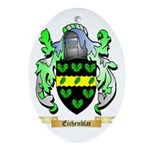 Eichenblat Ornament (Oval)