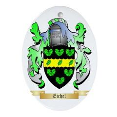 Eichel Ornament (Oval)