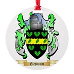Eichbaum Round Ornament