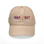 For A Free Tibet: Cap