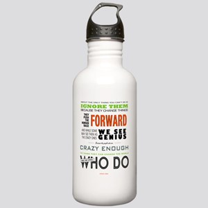 Think Different Stainless Water Bottle 1.0L