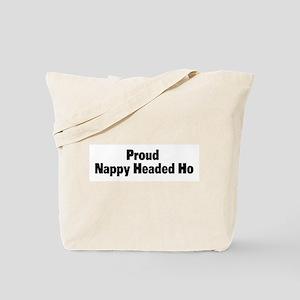 Nappy Headed Ho Tote Bag