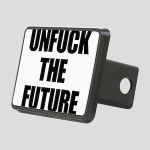 Unfuck the Future Hitch Cover