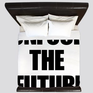 Unfuck the Future King Duvet