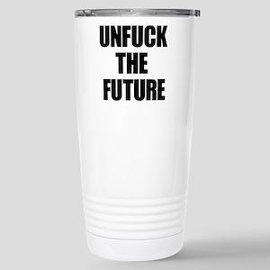 Unfuck the Future Travel Mug