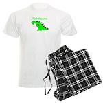 Footballasaurus Pajamas