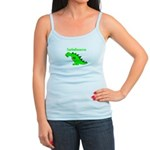 Footballasaurus Tank Top