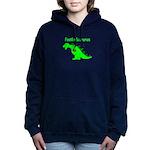 Footballasaurus Hooded Sweatshirt