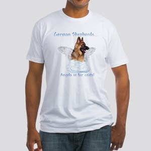 GSD Angel Fitted T-Shirt