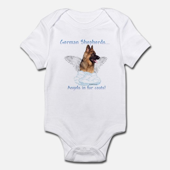 GSD Angel Infant Bodysuit