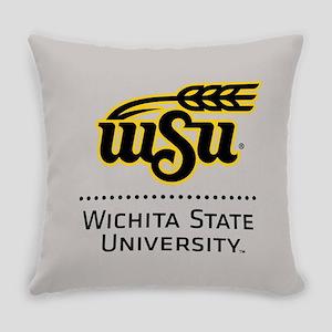 WSU Wichita State University Everyday Pillow
