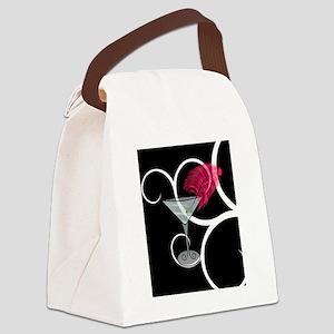 Ladies Night 500x500 Canvas Lunch Bag