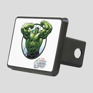 The Incredible Hulk Rectangular Hitch Cover