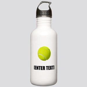 Tennis Personalize It! Water Bottle