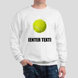 Tennis Personalize It! Sweatshirt