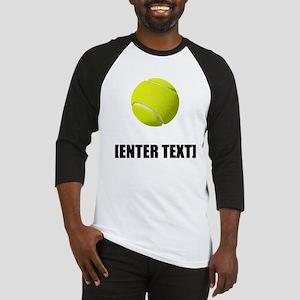 Tennis Personalize It! Baseball Jersey