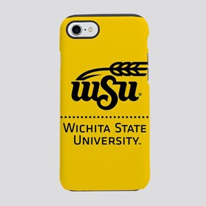 WSU Wichita State University iPhone 7 Tough Case
