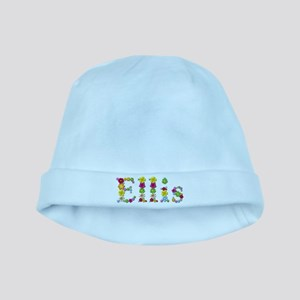 Ellis Bright Flowers baby hat