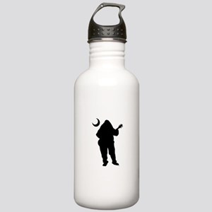 Schools Zone Bass-01 Water Bottle