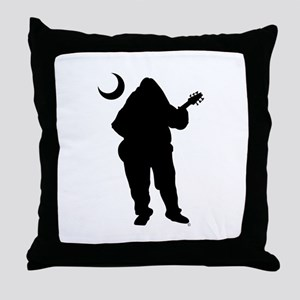 Schools Zone Bass-01 Throw Pillow
