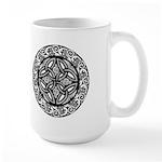 Celtic Shield Large Mug