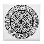Celtic Shield Tile Coaster