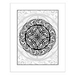 Celtic Shield Small Poster