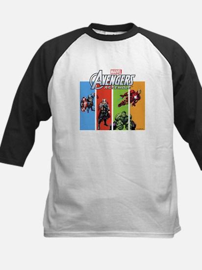 Avengers Kids Baseball Jersey