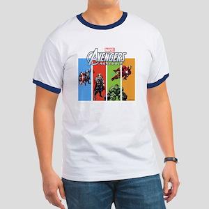 Avengers Ringer T