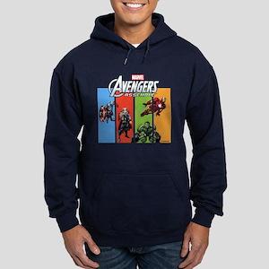 Avengers Hoodie (dark)