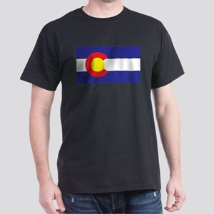 Colorado State Flag Dark T-Shirt