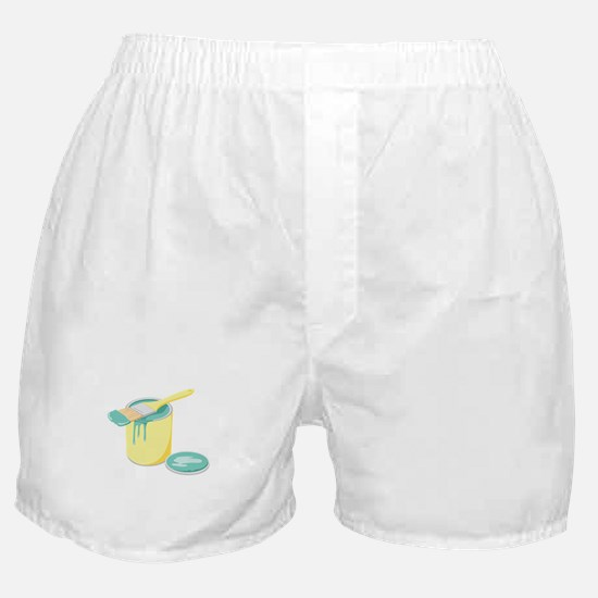 Paint Can Brush Boxer Shorts