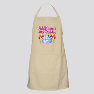 40TH PARTY Apron