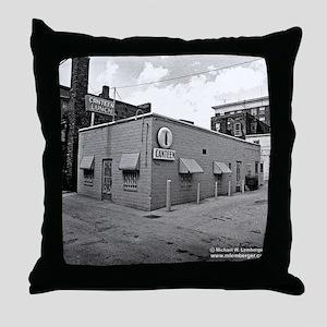 The Canteen Throw Pillow