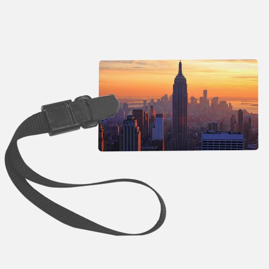 Empire State Building, NYC Skyli Luggage Tag