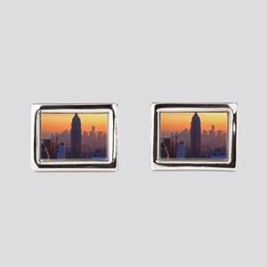 Empire State Building, NYC Skyline, Oran Cufflinks