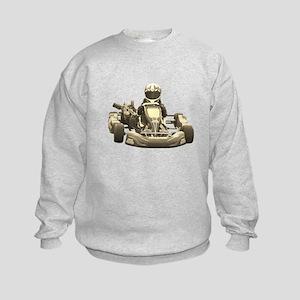 Go Kart Antiqued Sweatshirt