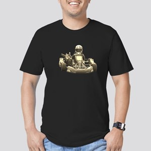 Go Kart Antiqued T-Shirt
