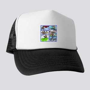 IT'S GROUNDHOG DAY Trucker Hat