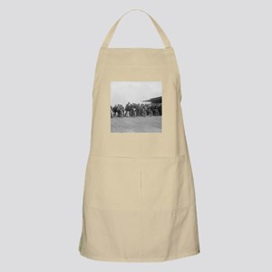 Motorcycle Races Apron