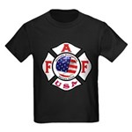 AAFF Firefighter Kids Dark T-Shirt