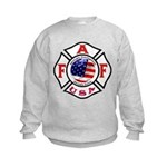 AAFF Firefighter Kids Sweatshirt
