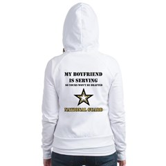 National Guard - My Boyfriend Fitted Hoodie