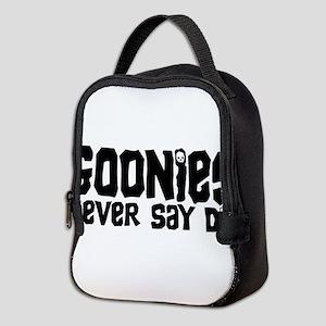 Goonie Never Say Die Neoprene Lunch Bag