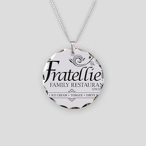 Fratellies Italian Family Restaurant Necklace